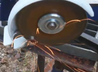 Angle Grinder Cutting Guide