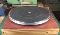 Motorized Turntable