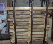 Wood Drying Press