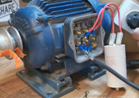 380 to 220 Volt Motor Wiring Method