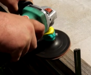 Orbital Sander Attachment