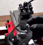 Lathe Carriage Modification