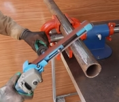 Angle Grinder Belt Sander Attachment