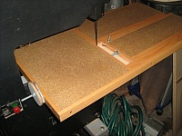 Adjustable Circle Cutting Jig