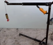 Workshop Crane