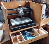 CNC Router Storage Box