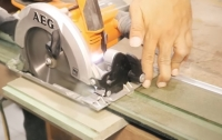 Circular Saw Parallel Guide