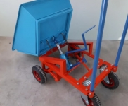 Hydraulic Wheelbarrow