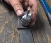 Self Aligning Transfer Punch