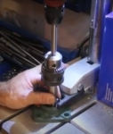 Rod Polishing Roller Support