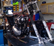 Motorcycle Frame Stand