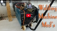 Welding Machine Mobility Modification