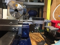 Mini Lathe Cross Slide DRO