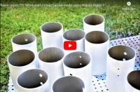 Spray Paint Can Storage Rack