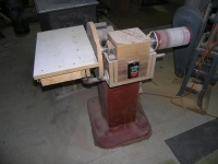 Disc and Inflatable Drum Sander