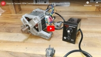 Electric Motor Controller Wiring