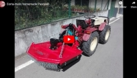Tractor Mowing Attachment