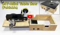 Mini Table Saw and Sander