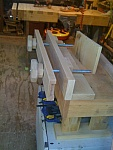 Mini Bench with Moxon Vise