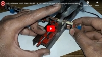 Micro Power Hacksaw