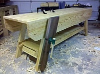English-Style Workbench