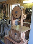 Wooden Bandsaw