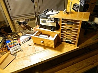 Sharpening Station