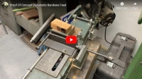 Pneumatic Bandsaw Feed Rate Limiter