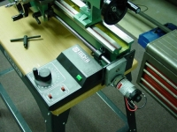 Mini Lathe Variable Speed Feed Control