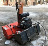 Bobcat Snowblower Attachment