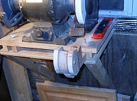 Sharpening Jig and Workstation