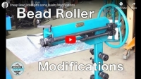 Bead Roller Modifications