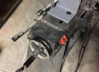 Horizontal Bandsaw Modification
