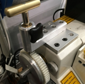 Lathe Indexer