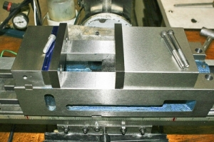 Mill Vise Modifications