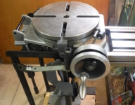 Rotary Table Stand