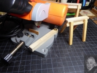 Mini Chop Saw Modifications