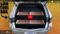 Automobile Storage Drawer
