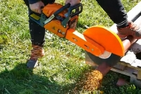 Chainsaw Modification