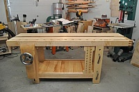 Split-Top Roubo Workbench