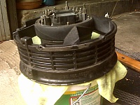Alternator Extraction Fixture