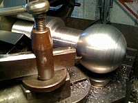 Ball Turner for Metal Lathe