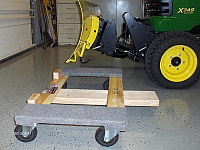 Tractor Blade Dolly