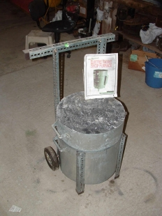 Homemade Electric Melting Furnace