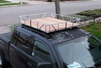 No-Weld Truck Roof Rack