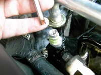 A/C Schrader Adaptor Valve Adjustment Tool