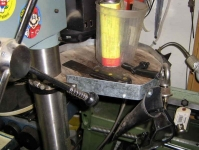 Drill Press Tool Holder