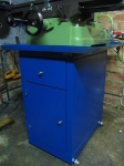 Mill Base Cabinet