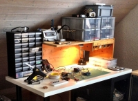 Workbench Organizer