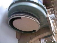 Dust Extractor Thien-Baffle Modification